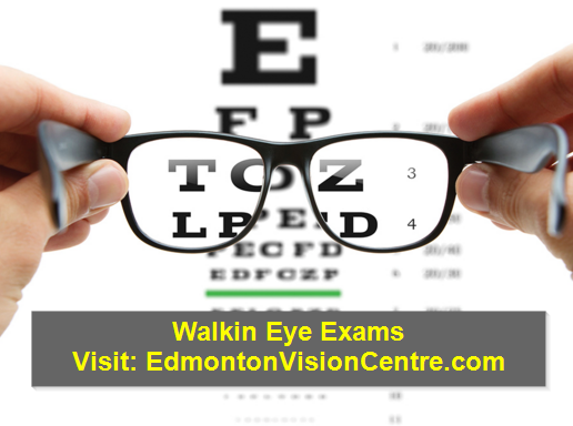 Walkin Eye Exam